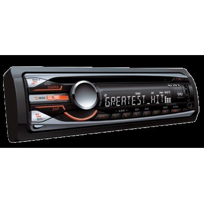 Comprar CDX-GT500U Radio de Auto 1 Din