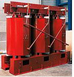 Comprar Trihal Transformadores tipo seco moldeados en resina de 160 kVA a 15 MVA, hasta 36 kV