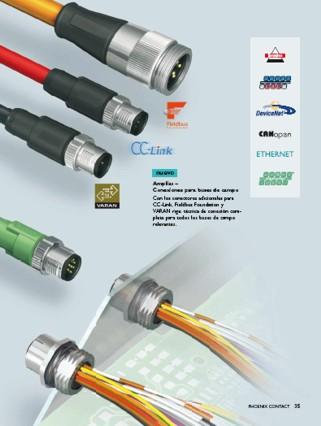 Comprar Conectores Industriales (Pluscon)