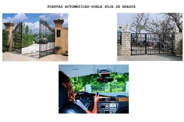Comprar Puertas Automáticas