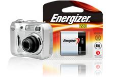 Comprar Baterías de Fotografía de Energizer