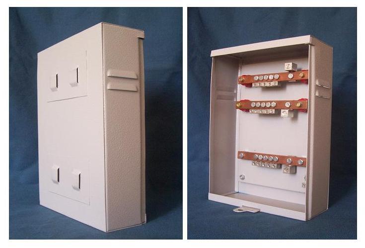 Compro Caja de Distribucion y Proteccion Bifásica