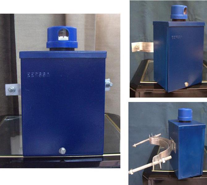 Comprar Caja metálica Tipo Intemperie para Control de Alumbrado
