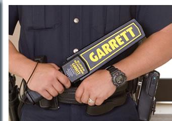 Comprar Detector Armas Superscanner Garrett