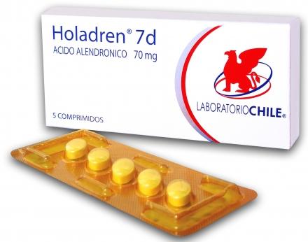 Comprar Inhibidor de la resorción óse Holadren 7d
