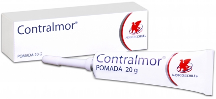 Comprar Antihemorroidal (Glucocorticoide, anestésico local y protector tópico) Contralmor pomada