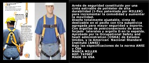 Comprar Proteccion para trabajos en alturas