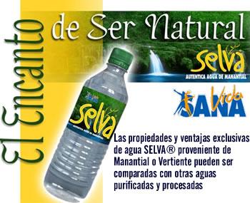 Comprar Selva® Auténtica Agua de manantial