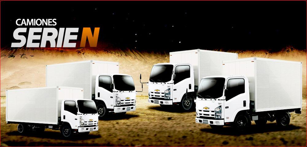 Comprar Camiones Chevrolet Serie N