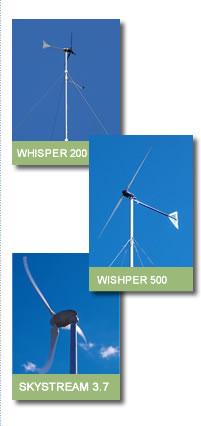 Comprar Generador eólico Whisper 200