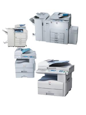 Comprar Copiadoras e Impresoras Ricoh