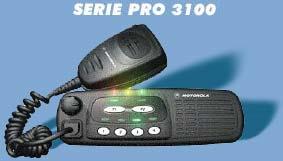 Comprar Radios Bases o Móviles de la Serie PRO 3100