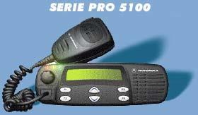 Comprar Radios Bases o Móviles de la Serie PRO 5100