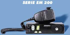 Comprar Radios Bases o Móviles de la Serie EM 200
