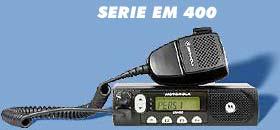 Comprar Radios Bases o Móviles de la Serie EM 400