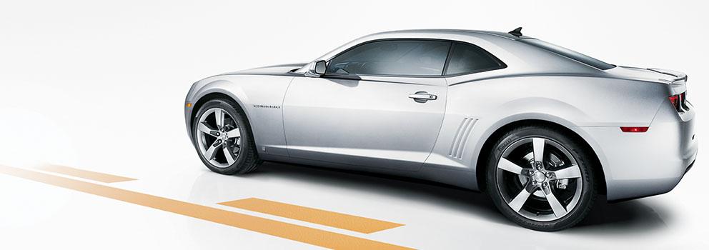 Comprar Chevrolet Camaro RS