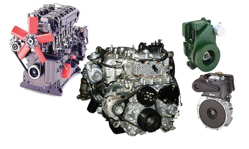 Comprar Motores a Diesel y Gasolina