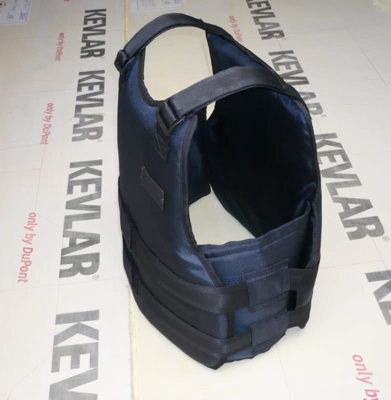 Comprar Chalecos antibalas Kevlar Dupont