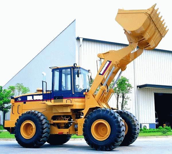 Comprar Maquinaria para la industria pesada JCB