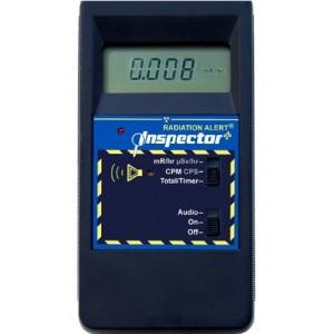 Comprar Radiacion ionizante Inspector +