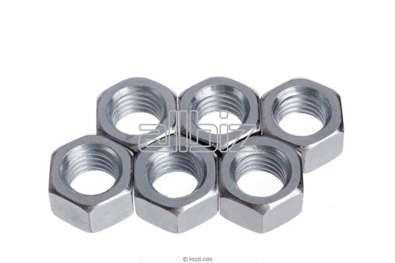 Comprar Tuercas ruedo zincado