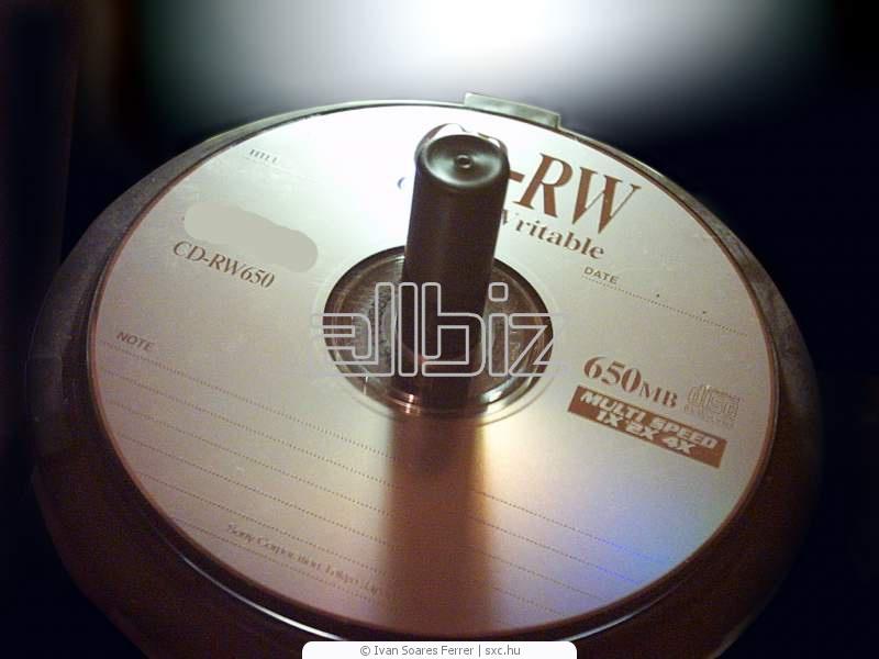 Comprar CD-RW discos