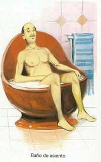 Comprar Baño de asiento