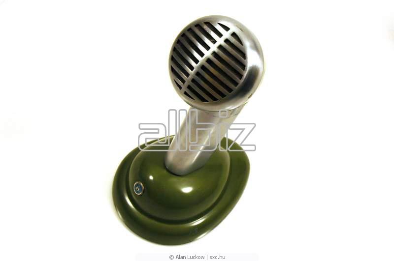 Comprar Microfonos de escritorio