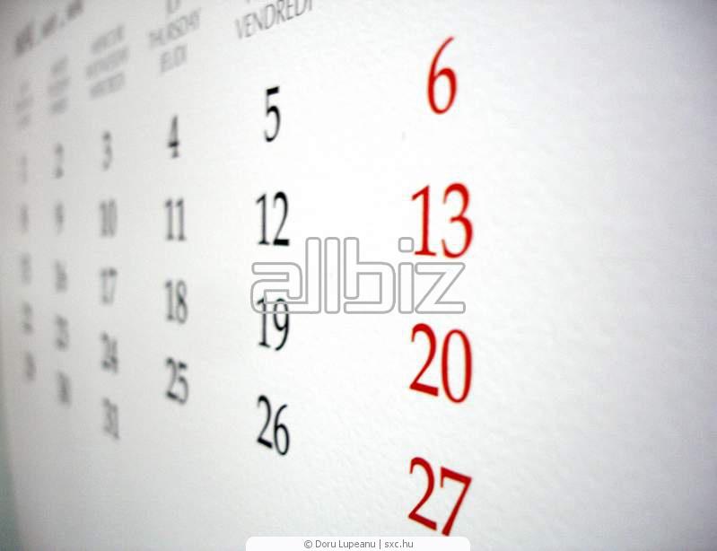 Comprar Calendarios de papel