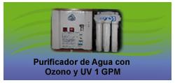 Comprar El sistema de purificacion con filtracion
