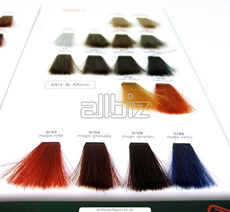 Comprar Tintas para cabellos