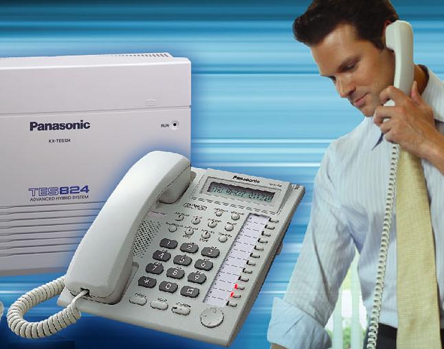 Comprar Central Telefonica KX-TES824 PANASONIC