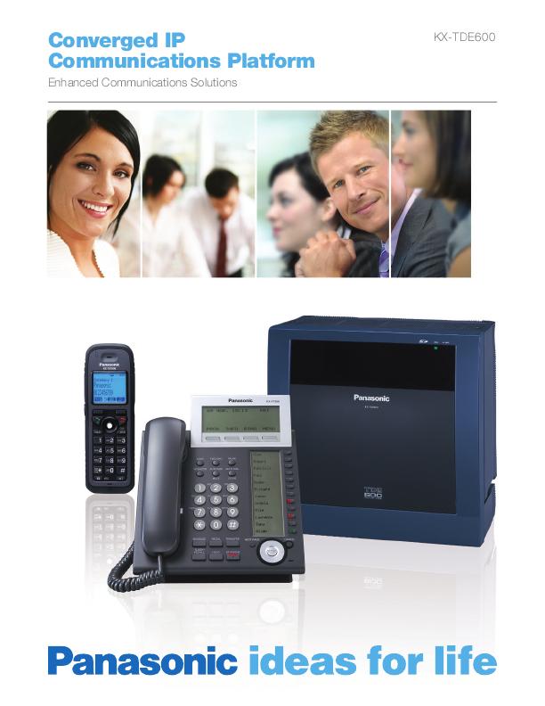Comprar Central Telefonica IP KX-TDE100BX