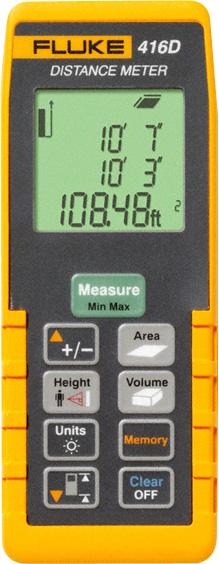 Comprar Medidor laser de Distancia 416D Fluke