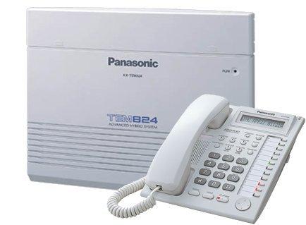 Comprar Central Telefonica KX-TEM824 6 Lineas 16 Extensiones Panasonic