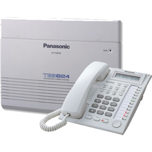 Comprar Central Telefonica Analoga KX-TES824 (3 Lineas 8 Extensiones)