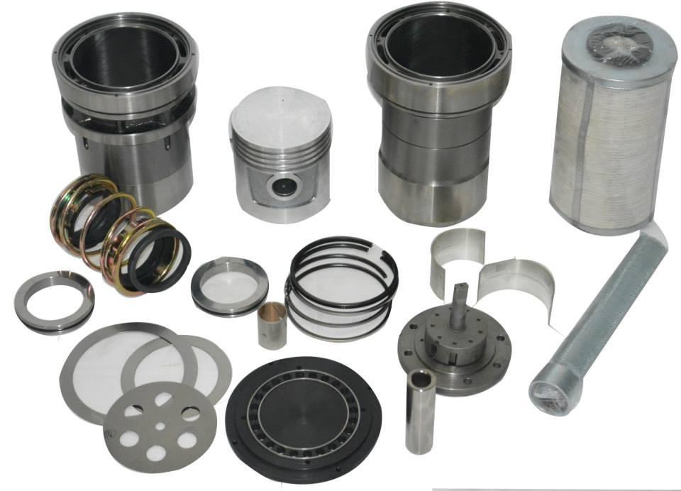 Comprar Repuestos para compresores de refrigeracion Vilter / Mycom / Carrier / Sabroe / Grasso