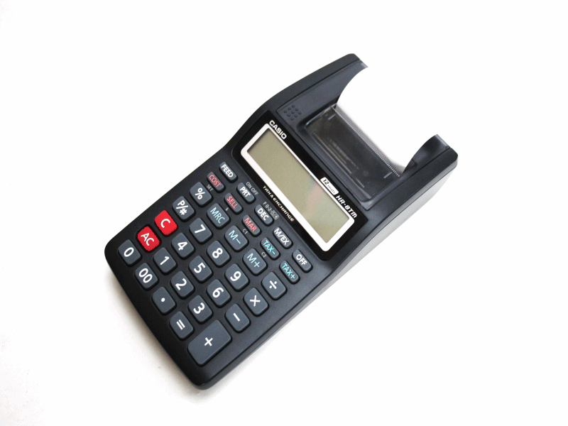 Comprar Calculadora Casio HR-8TM