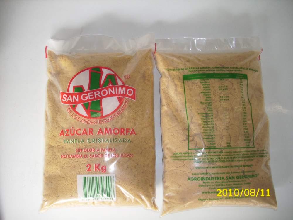 Comprar AZÚCAR INTEGRAL O AMORFA