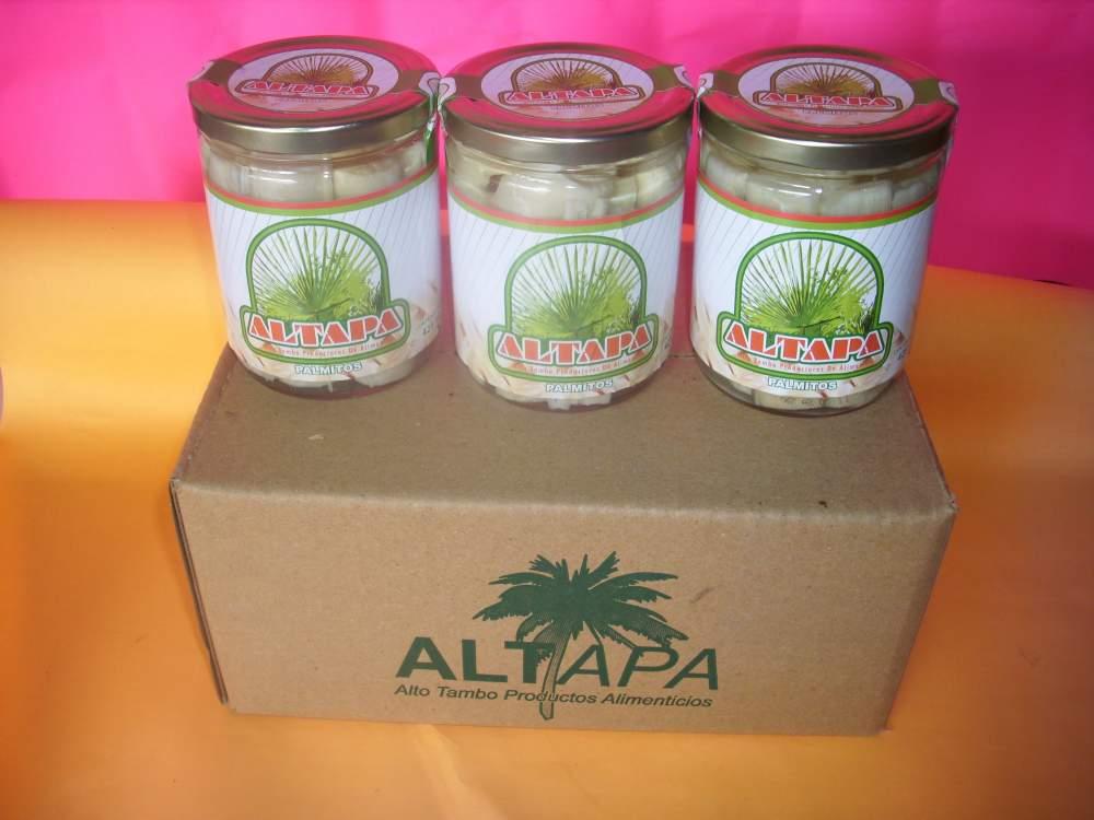 Comprar Corazones de Palmito en Conserva