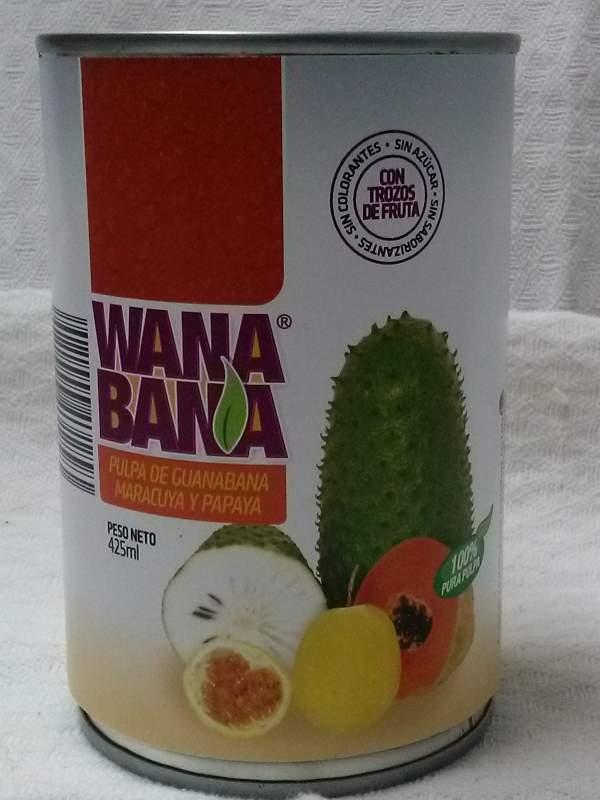 Comprar Soursop Papaya & Passion Fruit