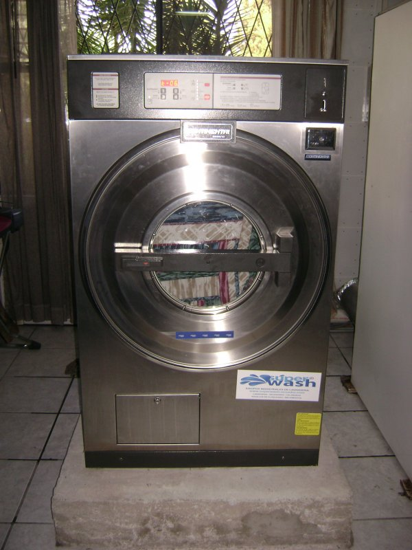Comprar Lavadoras Industriales de Ropa - Commercial Laundry Machines, Washers -Extractors.