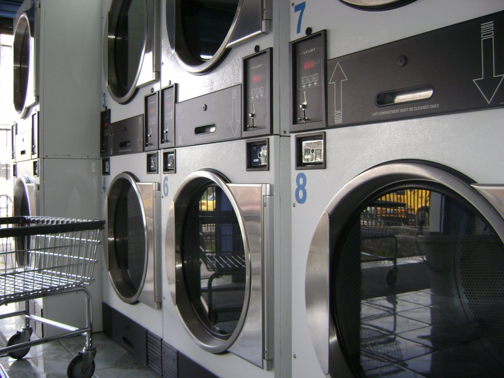 Comprar Secadoras Industriales de Ropa. Industrial Dryers for Laundry OPL and Coin.