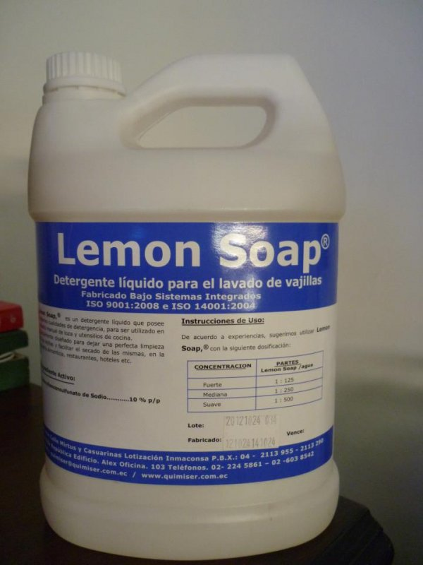 Comprar Lemon Soap