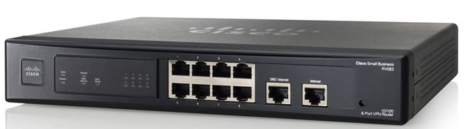 Comprar Cisco RV320 Dual Gigabit WAN VPN Router