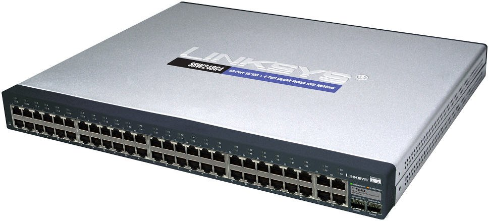 Comprar Switch Cisco SF300-48P SRW248G4P-K9-NA 48-port 10/100+1000 PoE