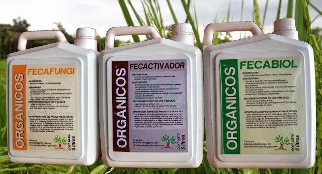 Comprar Insumos orgánicos
