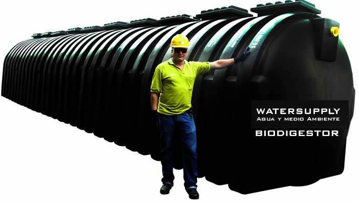 Comprar Biodigestores Para Aguas Servidas