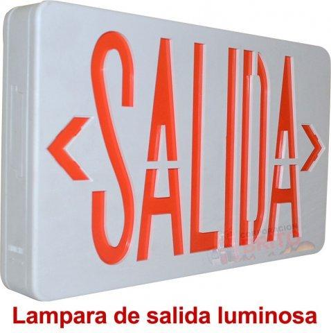 Comprar LAMPARA TIPO SALIDA LUMINOSA