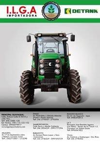 Comprar Tractores IIga con sus implementos